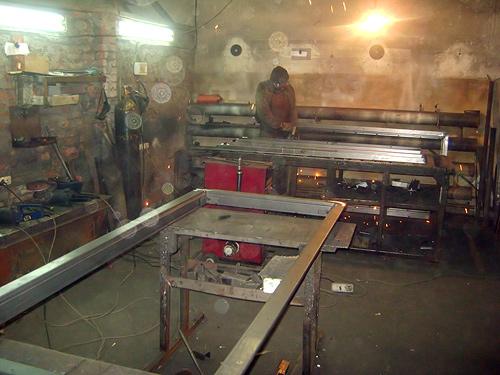 металлические двери свао производство