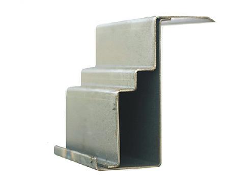 дополнительный профиль для металлической двери заказать